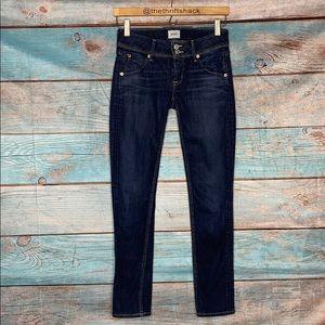 Hudson Collin Flap Super Skinny Jeans 25